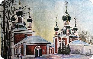 Переславль-Залѣсскій