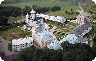 Варлаамо-Хутынский Спасо-Преображенский монастырь (стр.3)