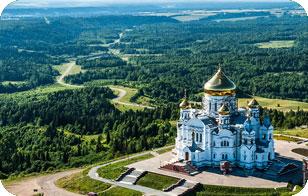 Путешествие в Белогорский монастырь